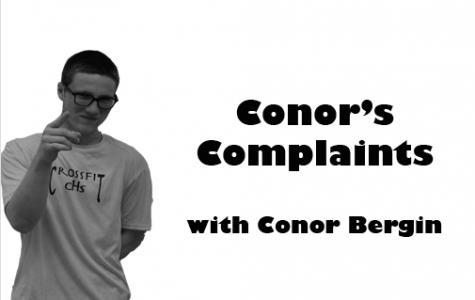 Conor's Complaints: The Reunion