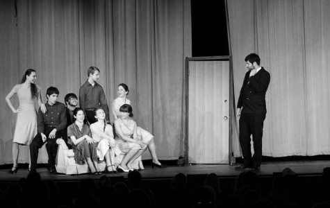 Senior directed One Acts entertain and amaze audiences