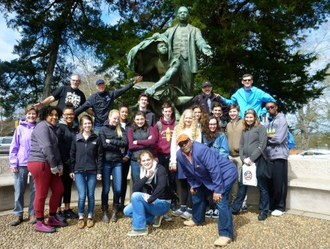 PPS students visit Selma for 50th anniversary of civil rights march