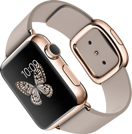 Apple's watchin' out for your wrist