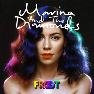"Marina and the Diamonds sparkle in ""FROOT"""