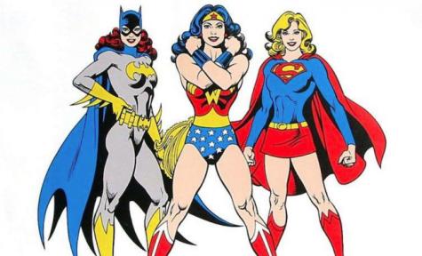 We need more female superheroes