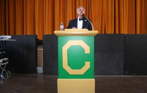CHS welcomes Blumenauer and Rosenbaum on National Voter Registration Day