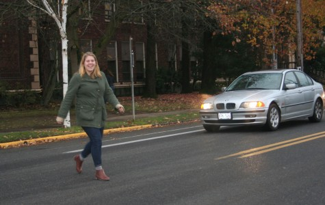 A new crosswalk may be right around the corner