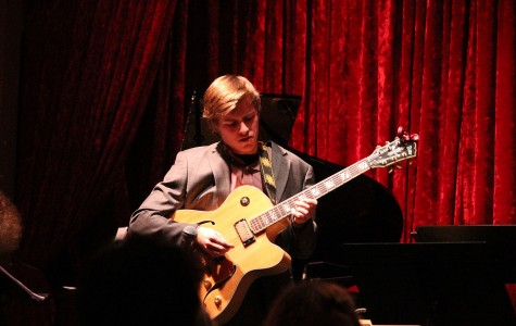 The Premier Septet performs their first official gig at Jimmy Mak's