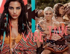 MAC Cosmetics' Vibe Tribe Appropriates Native Culture