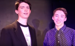 Drama student raises lots of cash for his project
