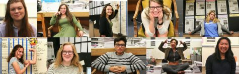 Senior Staff Biographies: Another year of goodbyes