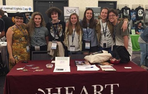 Cleveland's animal advocacy club attends animal rights conference