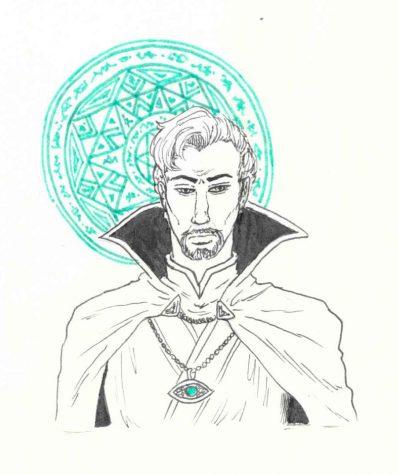 """""""Dr. Strange"""" is the Sorcerer Supreme"""
