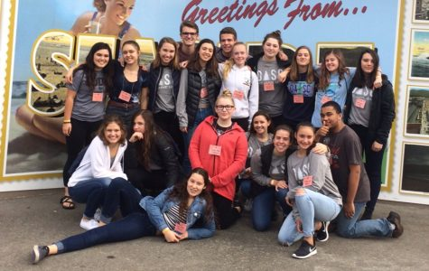 CHS Students Attended OASC's Annual Leadership Conference