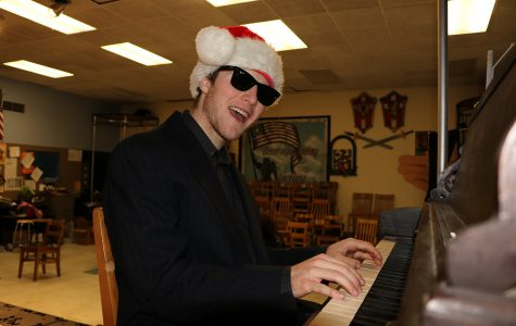 Conor's Compliments: A holiday piano man