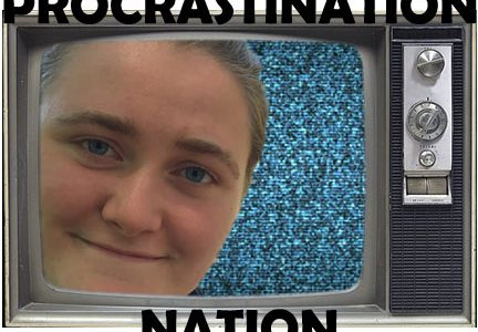 Procrastination Nation: A Hopeful Flashback on 2016