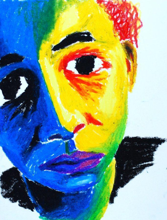 Racial+inequities+within+Cleveland+High+School.+Adam+Nayak+artwork.%0A