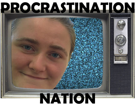 Procrastination Nation: An inside look at cell phone use