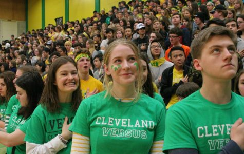 Versus Week Leaves Students in High Spirit