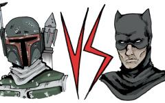 Ready…Fight! Boba Fett vs. Batman