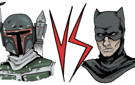Ready…Fight! Boba Fett vs. Batman