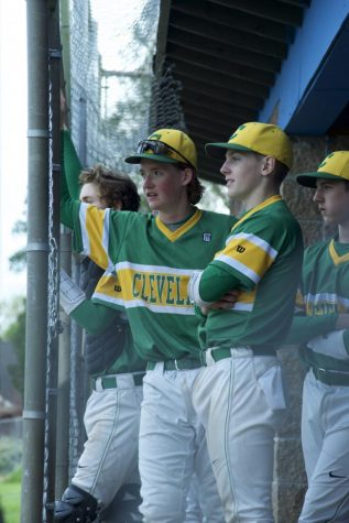 'Toger' Pushes the Varsity Baseball Team to the Playoffs