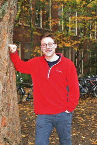 Photo of Conor Bergin