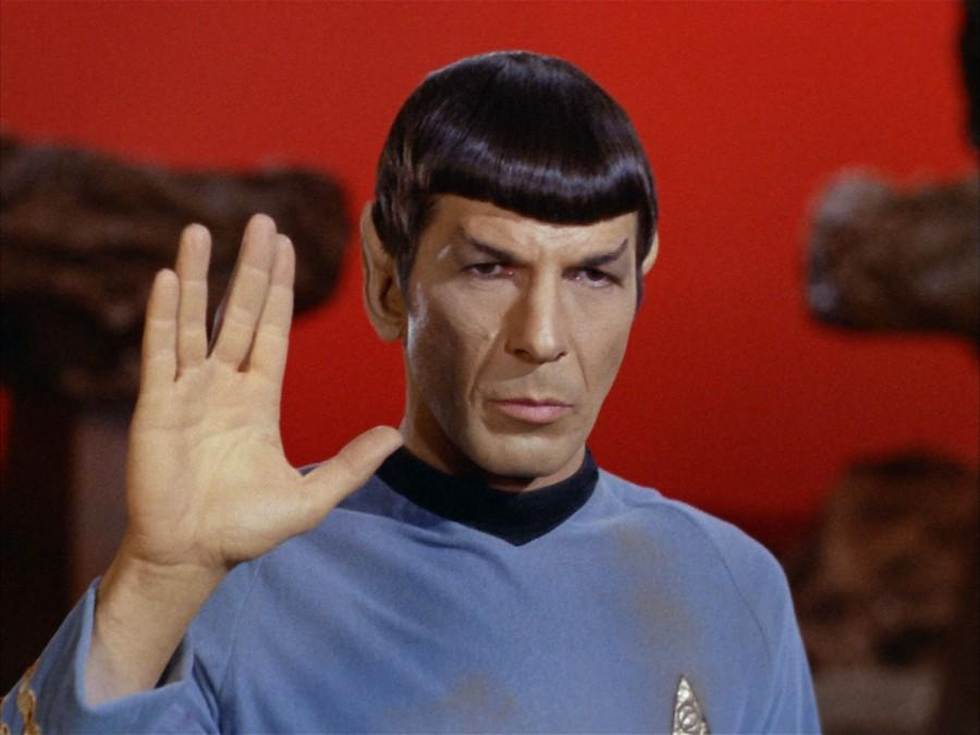 Live Long and Prosper, Mr. Spock