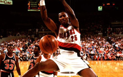 Beloved Blazer Jerome Kersey dies