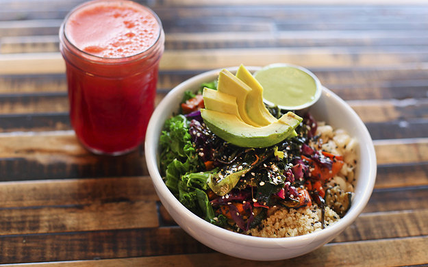Tastebuds: Harlow offers delicious food for the food conscious