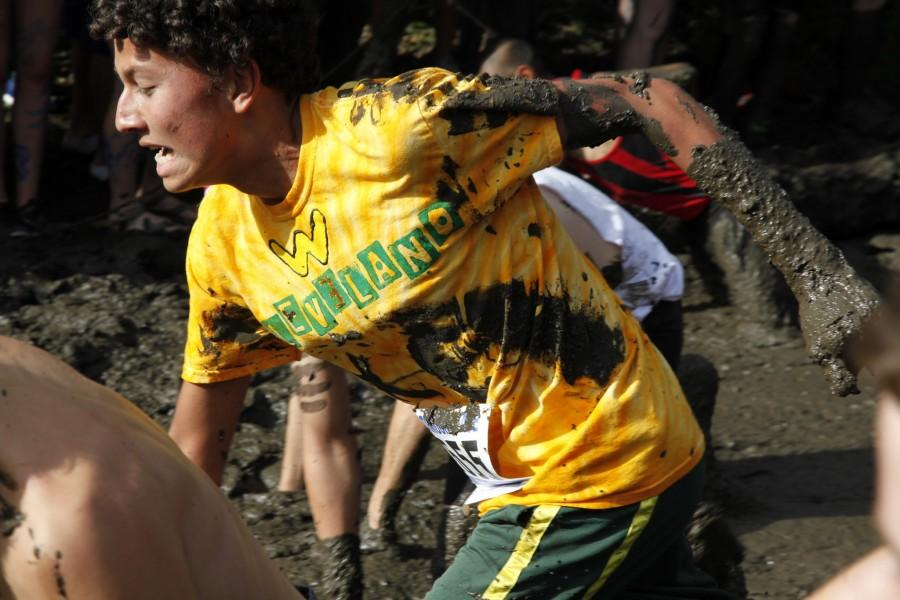 Cross Country Gets Down and Dirty in Tillamook