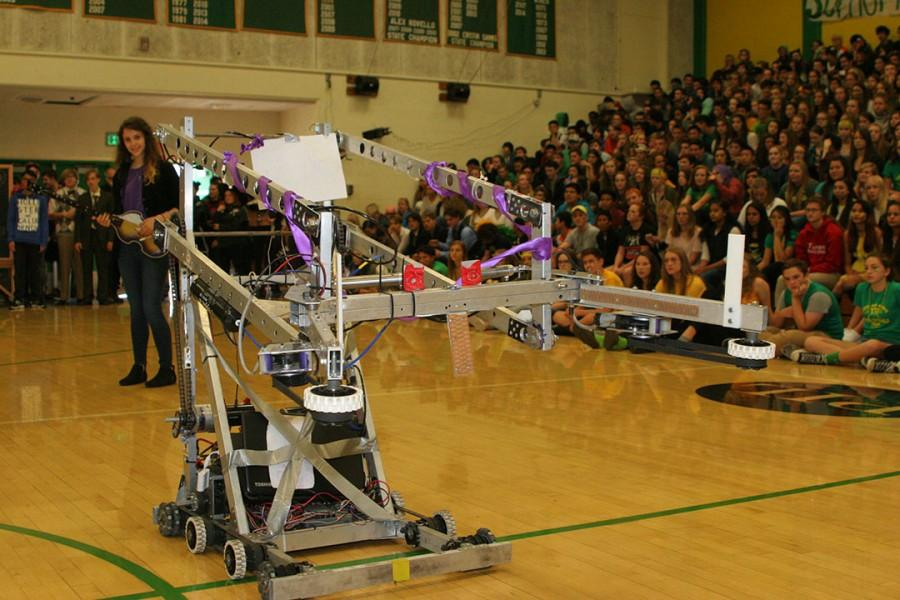 Pigmice shows off their box-stacking robot