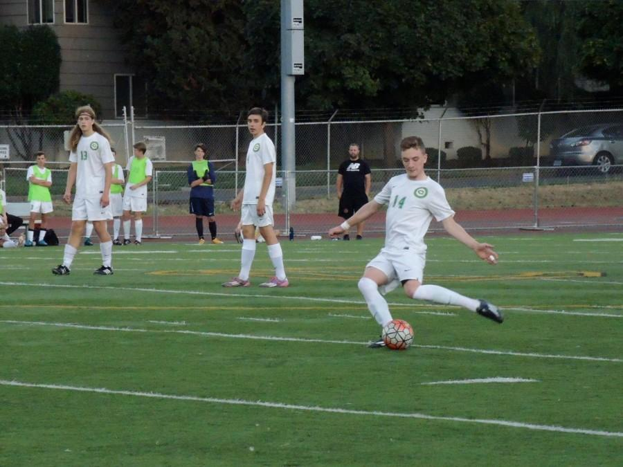 Boys+soccer+shuts+out+Newberg+2-0