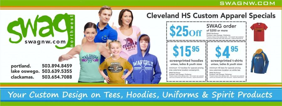 Swag NW Ad Cleveland HS revsied date