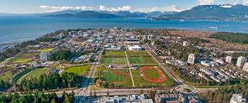 You could be here: the beautiful campus in British Columbia