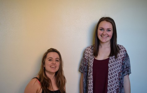 Two CHS Seniors Begin Their Campaign for Rose Princess