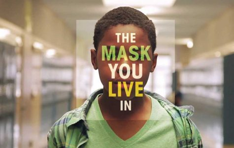 "Cleveland presents the film, ""The Mask You Live In"""