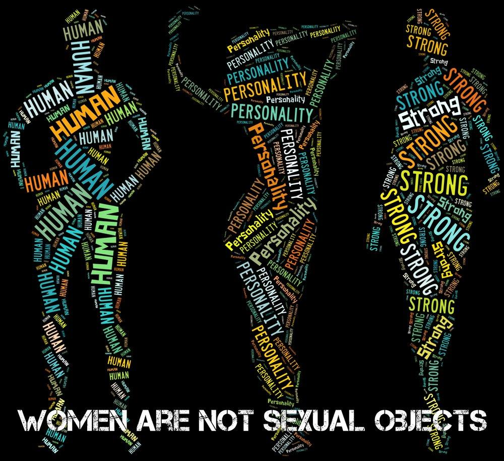 women as sexual objects both Sexual objectification contributes to harmful gender stereotypes that normalize violence against girls.