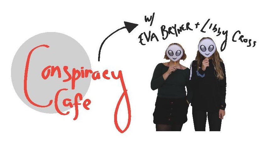 Conspiracy Cafe: Celebrity Edition