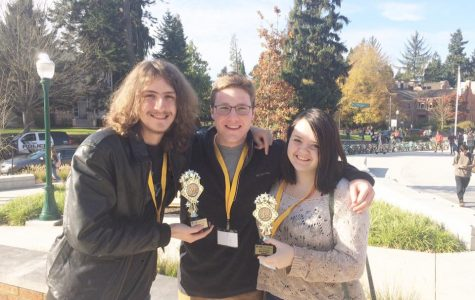 Cleveland Clarion Earns Awards at Fall Press Day