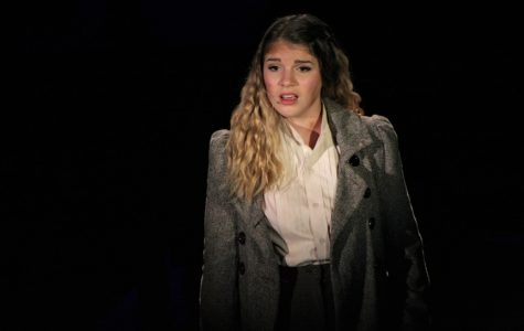 Opening night of 'Les Miserables' at Cleveland High School.