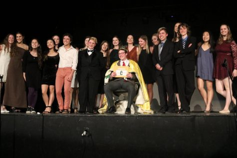 Conor Bergin is Crowned the 2017 Mr. Cleveland