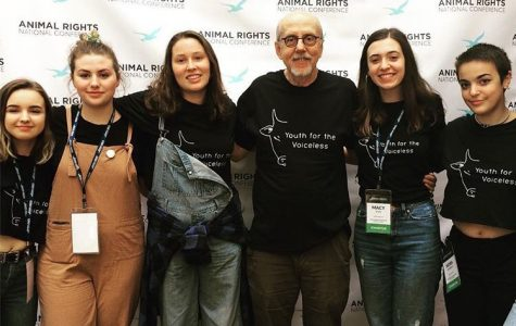 Animal Advocacy Club Attends Conference in Washington D.C.
