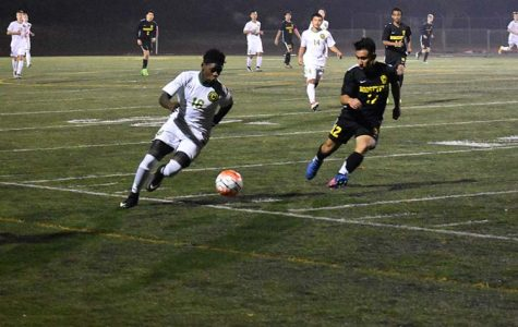 Warriors Victorious over Roosevelt in Rainy Affair