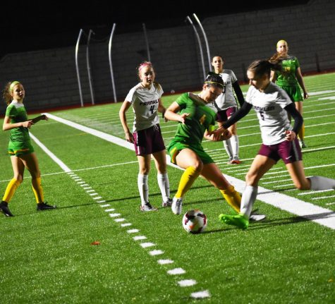 Varsity Girls Soccer: Warriors Beat Putnam in Fourth Straight Win