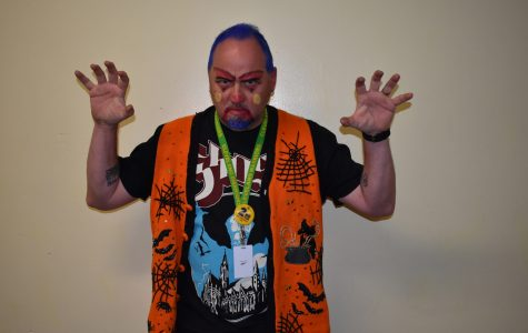Halloween Spirit at Cleveland