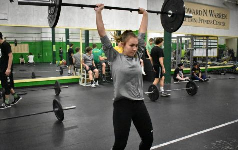 All Girls CrossFit Class Proposed