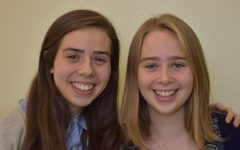 Sister Power: The Swinth Sisters, Emily and Kira, enjoy their leadership roles for their respective classes