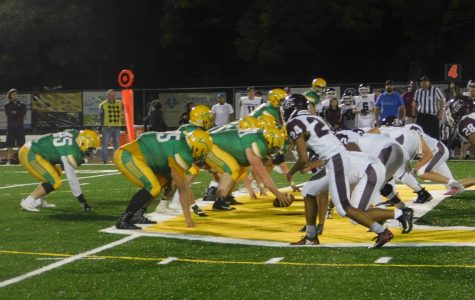 Cleveland Football Defeated by Franklin in Season Kickoff Rival Game