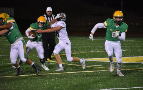 Cleveland Warriors Fall to Wilsonville in Week Three
