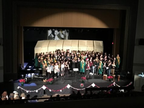 CHS's Winter Festival: A Night of Pure Holiday Joy