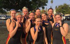 Senior Rachel Miller's Rowing Success Brings her to Stanford