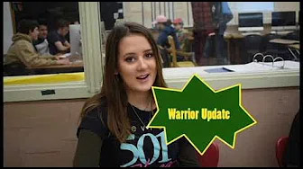 Vote for this ad, or another favorite in the Warrior Update Advertisement Contest. Mr. Sorensen's Digital Media Students have put together promotional videos for the Warrior Update. Vote for your favorite now.